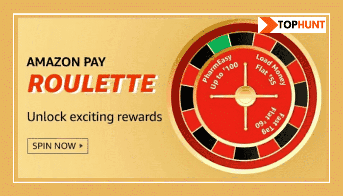 Amazon Pay Roulette Quiz Answers Win - Exciting Rewards