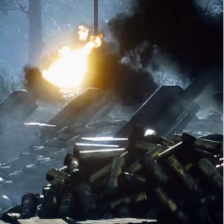 Artillery Barrage Gt Tactics Gt Battlefield 1 About Wwi