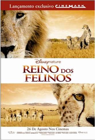 Poster do filme Reino dos Felinos
