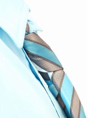 ネクタイの結び目