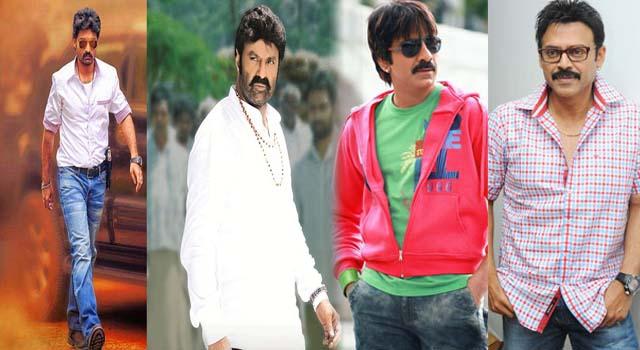 Balakrishna/Kalyan Ram Or Venkatesh/ Ravi Teja For Jilla Remake