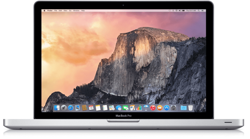 Apple launched its MacBook Pro  Features