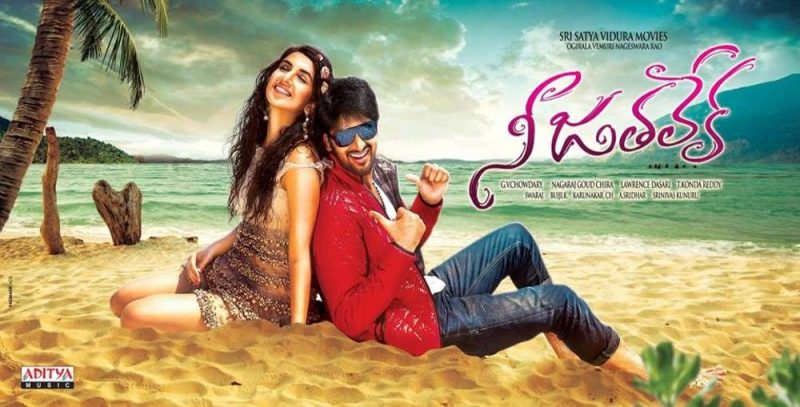 Nee Jathaleka Telugu Movie First Look,Review Rating, Story, Public Talk, Collections,Video songs, Naga Shourya, Parul Gulati