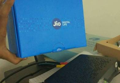 Jio's DTH Set Top Box Images leaked.
