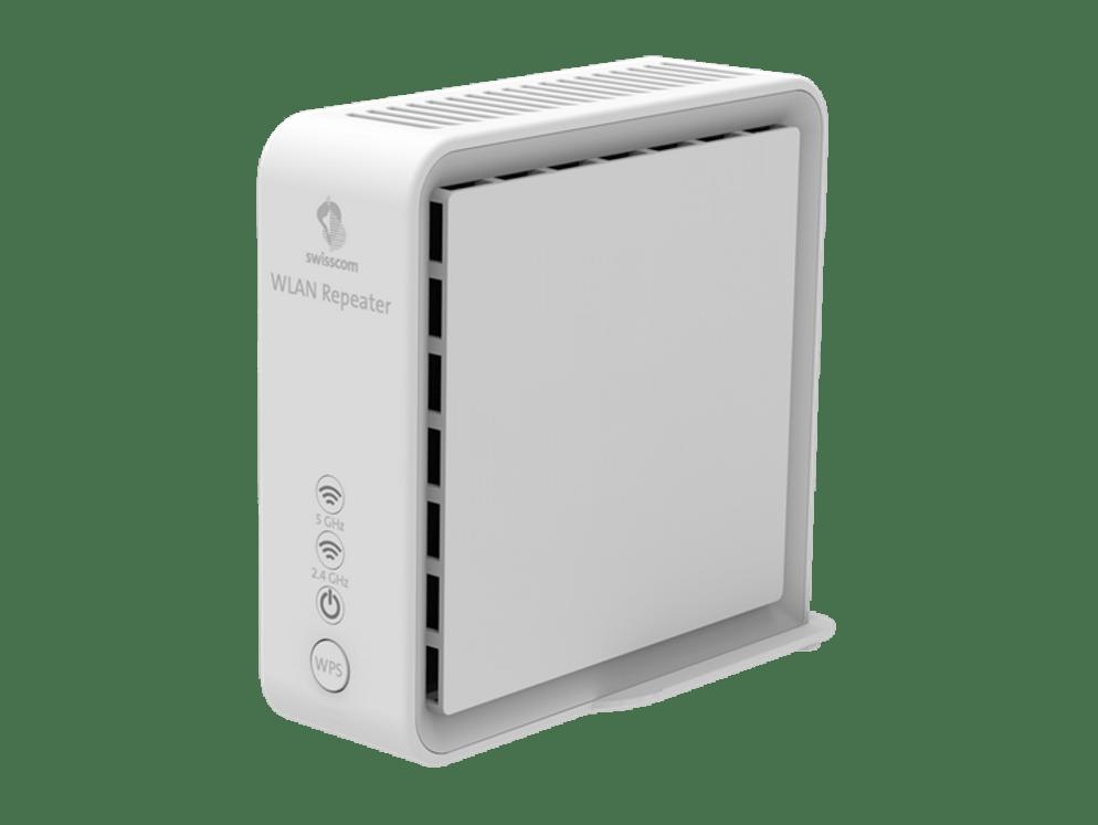 Swisscom WLAN Repeater