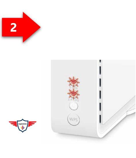 swisscom wifi router light
