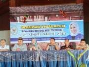 Athari Gelar Sosialisasi Empat Pilar di kabupaten Solok