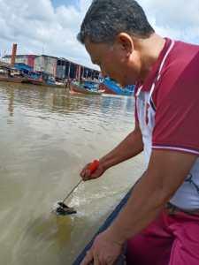 IMG 20200227 WA0082 225x300 - Polres Tanjung Balai bersama Forkopimda, Gotong Royong Membersihkan Sungai Tanjung Balai
