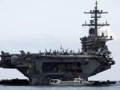 Virus Corona Mewabah Kapal Induk AS, Kaptennya Stres