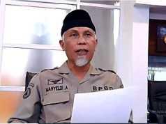 Walikota Padang Denda Warga yang tak Pakai Masker