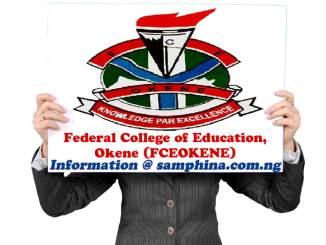 FCE OKENE Courses