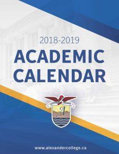 ILAROPOLY Academic Calendar
