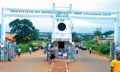 IMT Enugu HND Admission Form