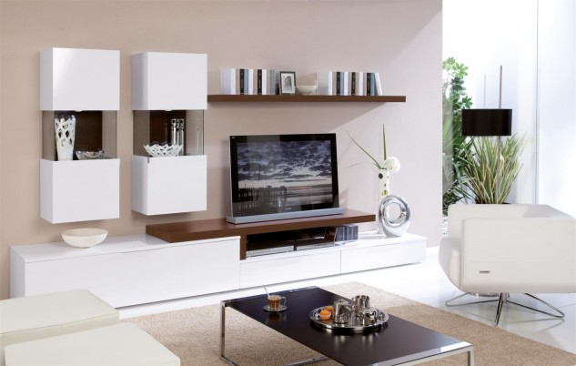 Living Room Unit Designs Luxury Design With Lcd Pictures