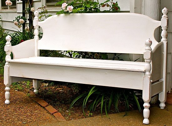 15 of the most awesome diy benches for outdoors - top inspirations