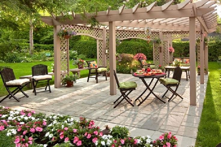 TOP 10 Most beautiful backyards in USA - Top Inspired on Beautiful Backyard  id=61412