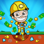 idle miner tycoon mine money clicker management