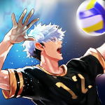 the spike volleyball story