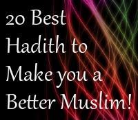 image of best hadith