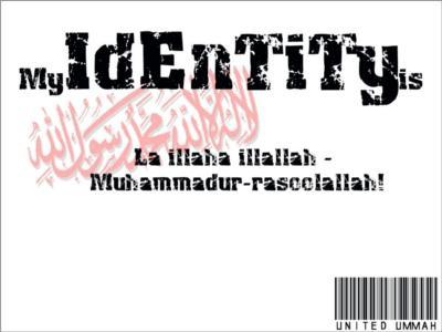 muslim identity picture