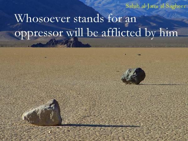 islamic picture oppressor