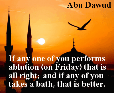islamic pictures with quotes about friday Jummah