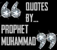 quotes from prophet muhammad