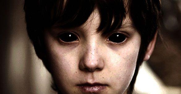 Imagini pentru copii cu ochi negrii