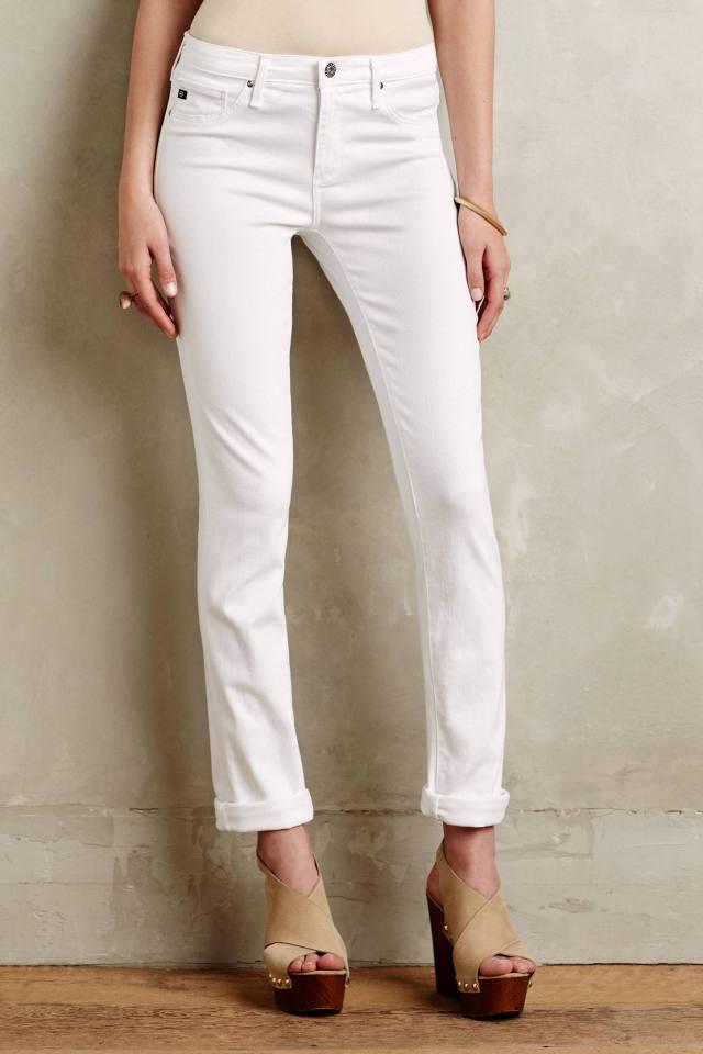 Harper Straight-Leg Jeans by AG