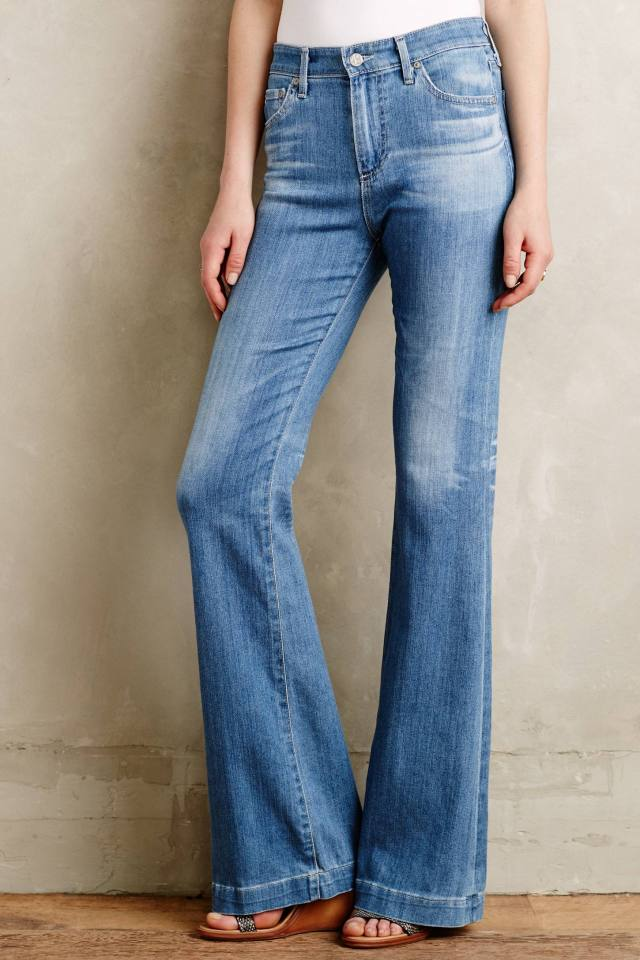 Janis Flare Jeans by AG