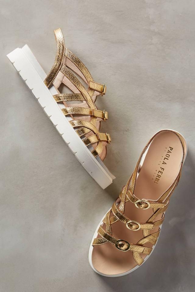 Eusapia Sandals by Alba Moda