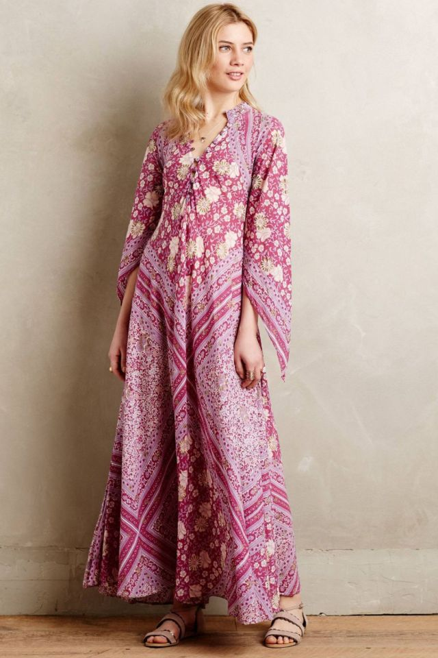 Aldaine Maxi Dress by Beyond Vintage