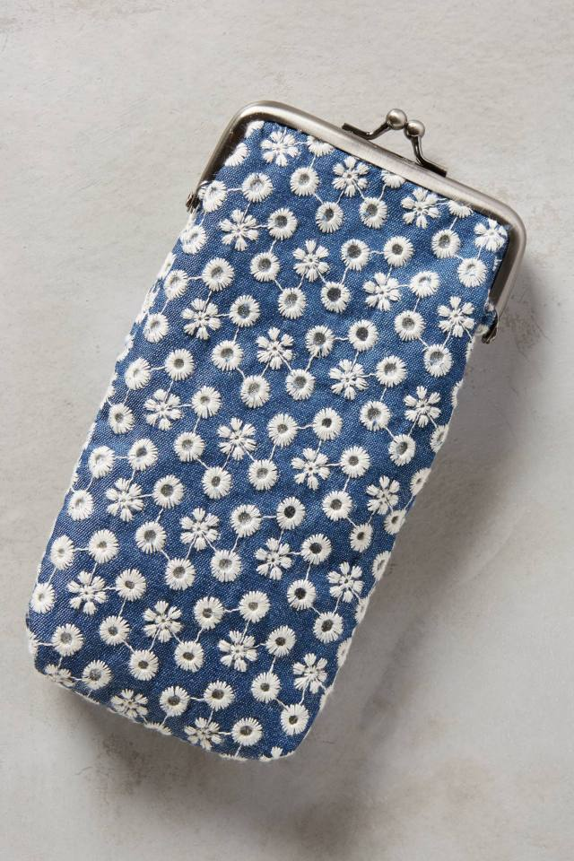 Bobbin Eyeglass Pouch by Miss Albright