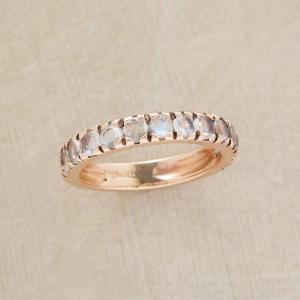 Anik Kastan Circle Of The Moon Ring