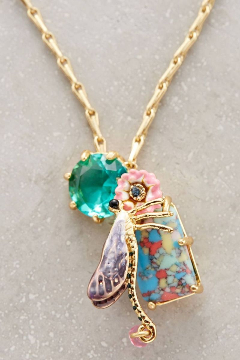 Anthropologie's New Arrivals: Les Nereides Necklaces