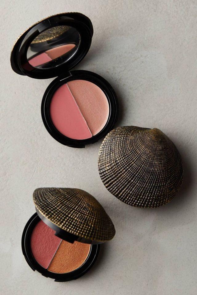 DuWop Seashell Compact