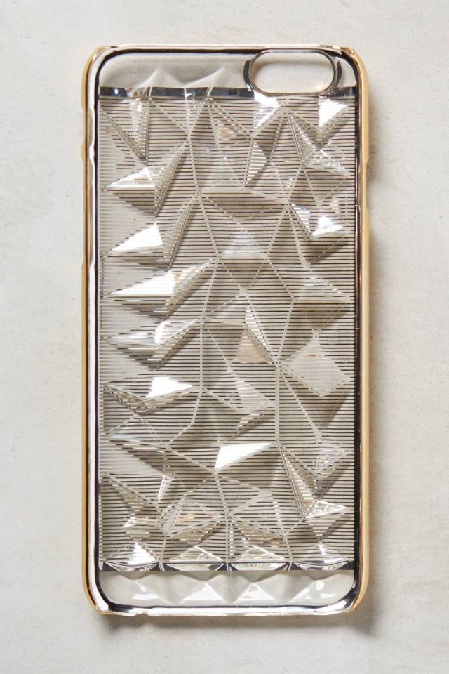 Faceted Crystal iPhone 6 Case