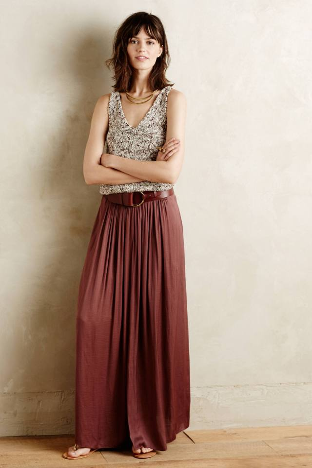 Kasba Maxi Skirt by Sam & Lavi