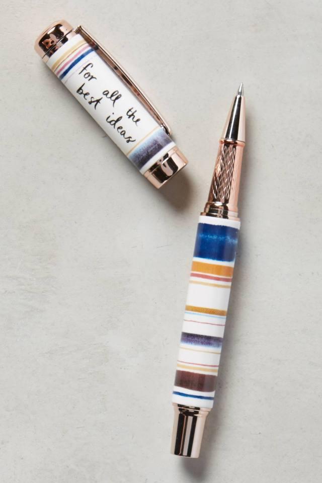 Rain-Smudged Pen by Jen Garrido