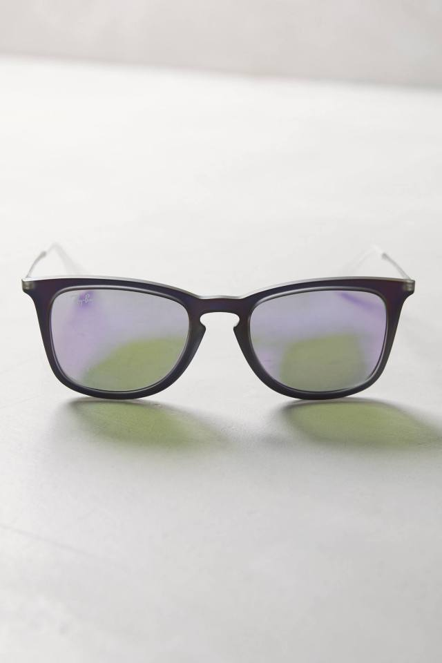 Keyhole Square Sunglasses by Ray-Ban