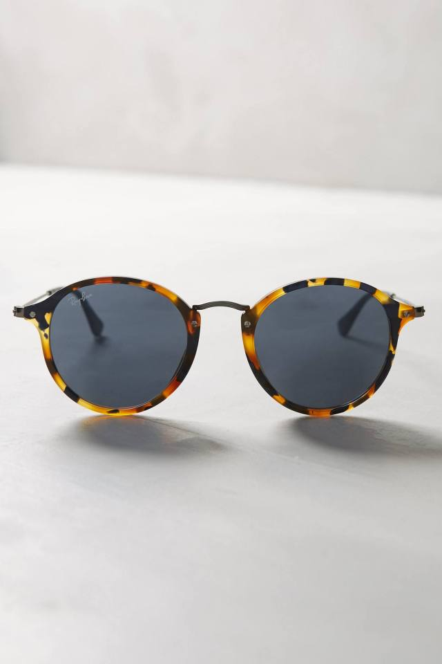 Round Icon Sunglasses by Ray-Ban