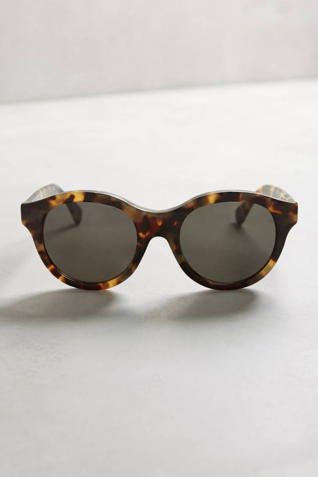 Mona Cheetah Sunglasses by Super by Retrosuperfuture