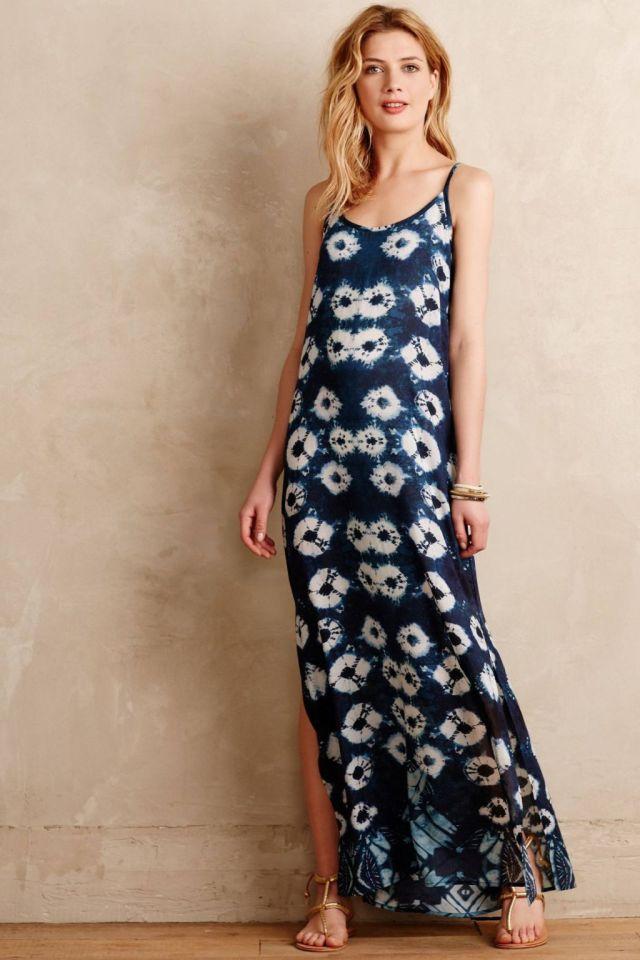 Synergy Tie-Dye Maxi Dress by Bindya