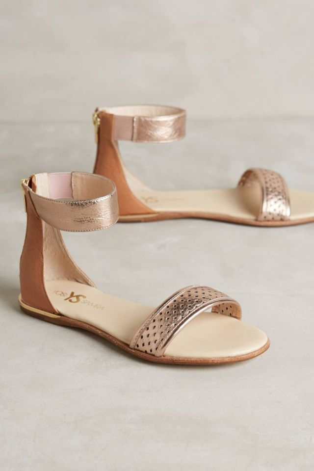 Cambelle Sandals by Yosi Samra