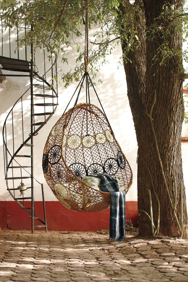 Knotted Melati Hanging Chair
