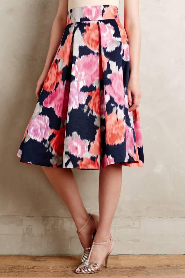 Angelique Midi Skirt