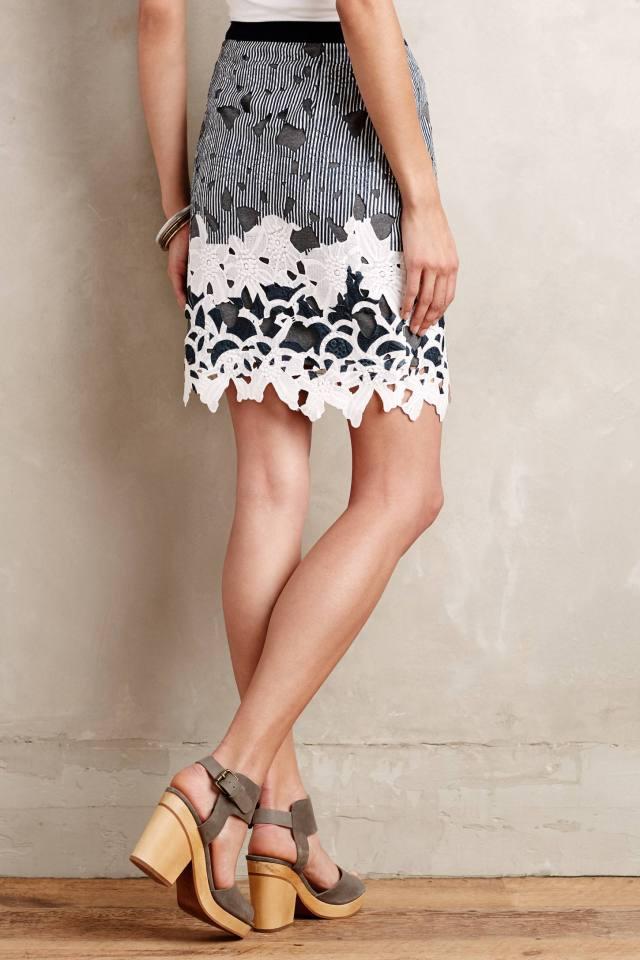 Garden Glimpse Skirt by Maeve