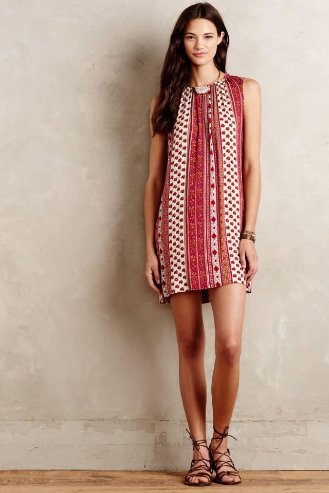 Jarana Swing Dress