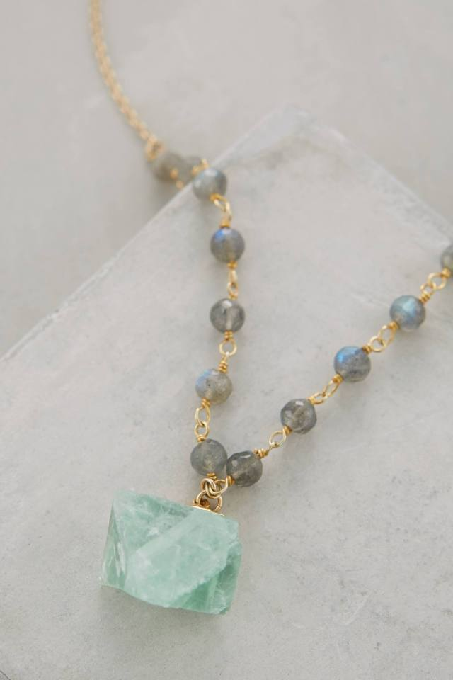 Merneith Necklace
