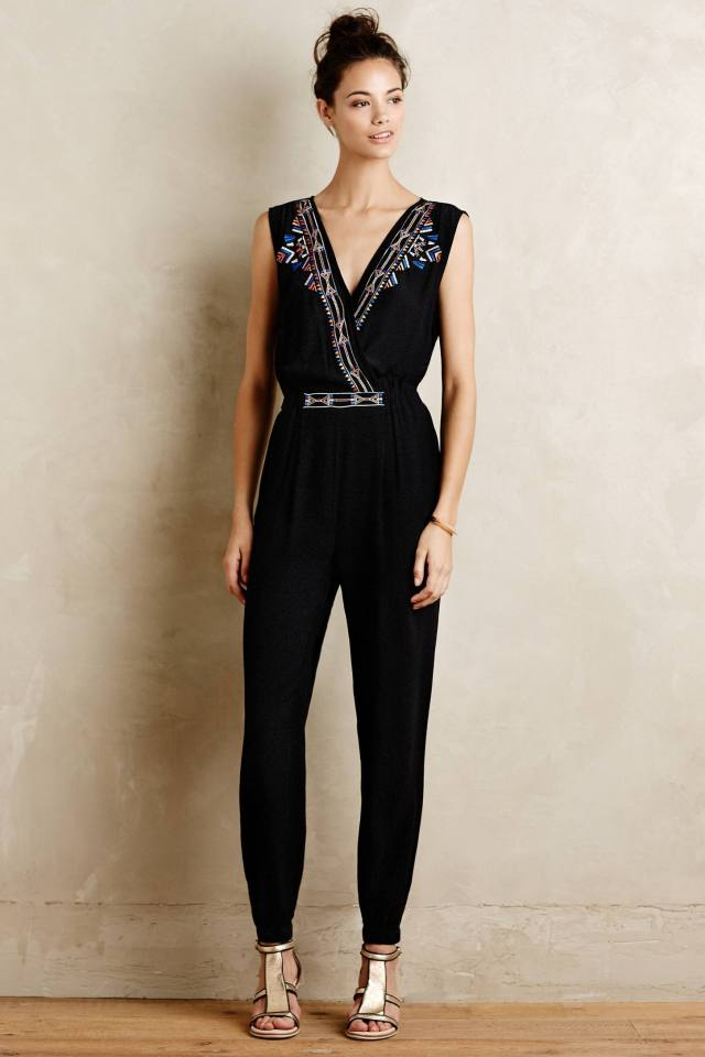 Ojo Caliente Jumpsuit by Twelfth Street by Cynthia Vincent